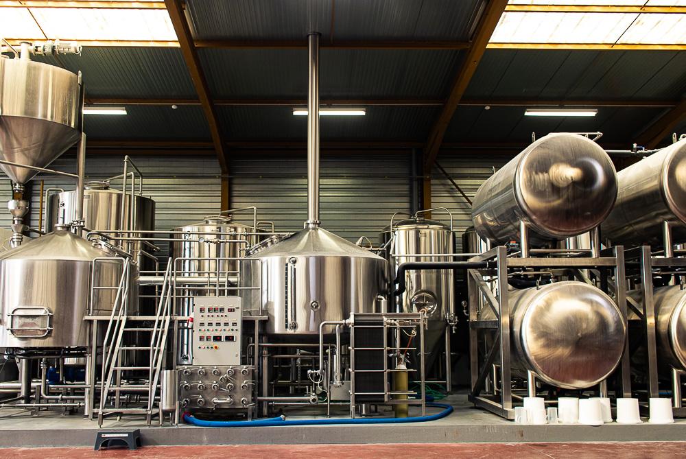 Bières Georges usine