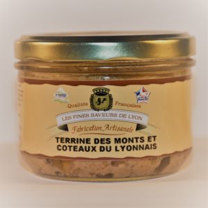 Terrine Côteaux du Lyonnais